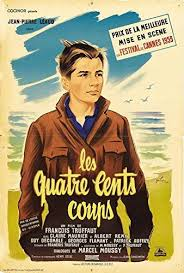 Amazon.com: 400 Blows POSTER Movie (27 x 40 Inches - 69cm x 102cm ...